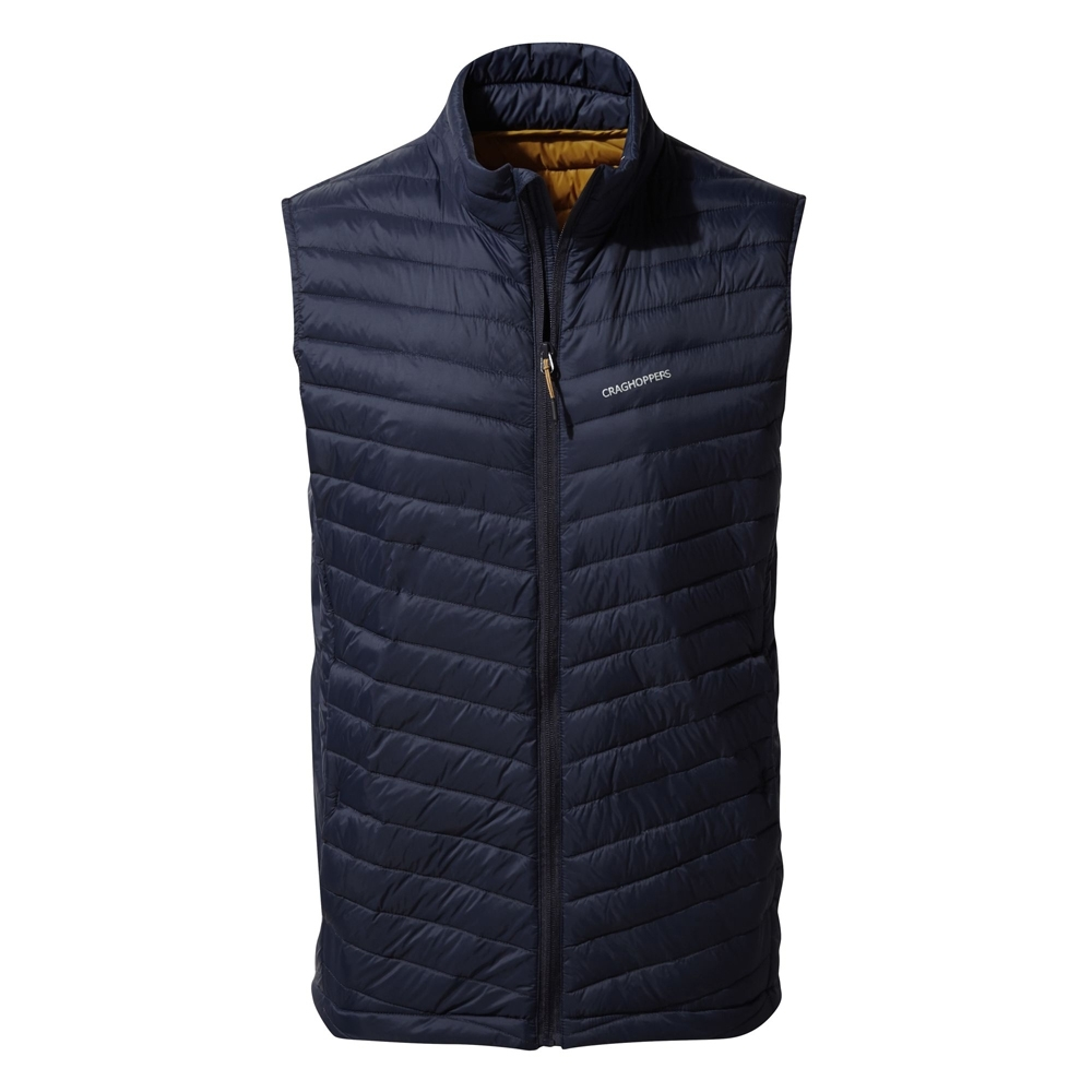 Craghoppers Mens Expolite Packable Thermal Bodywarmer Gilet XXL - Chest 46' (117cm)