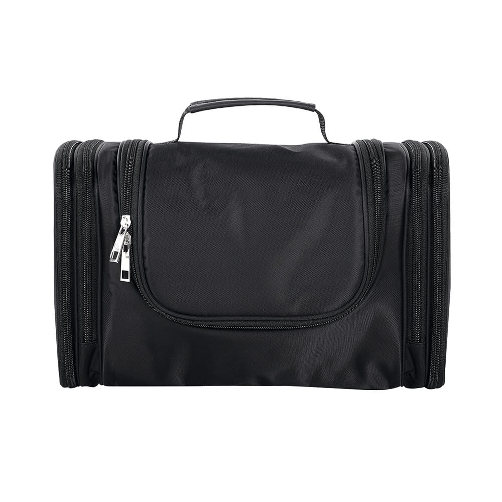 s-pro travel cosmetic bag, black