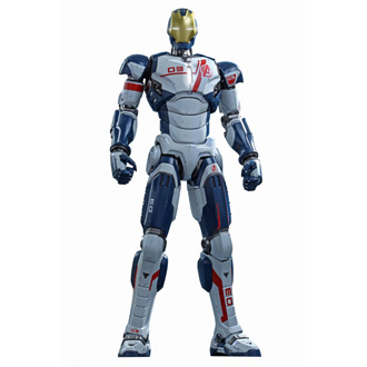 Iron Legion Poseable Figure from The Avengers Age Of Ultron