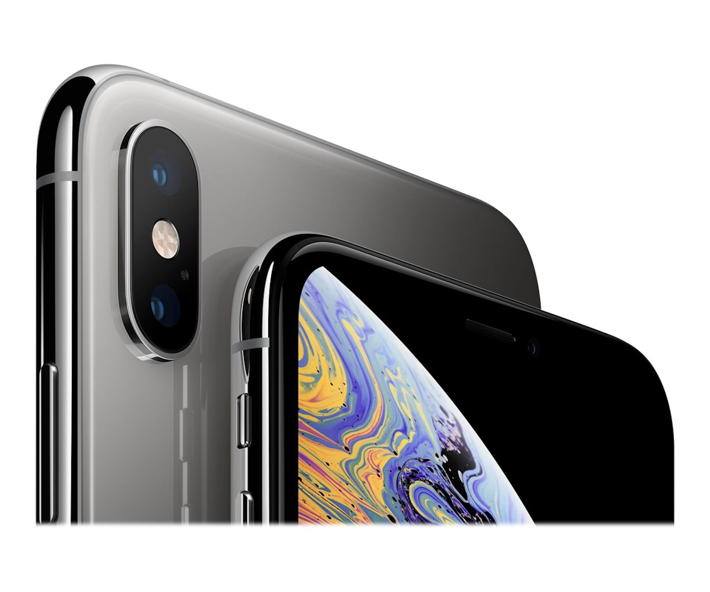 Apple iPhone XS Max - Smartphone - Dual-SIM - 4G Gigabit Class LTE - 512 GB - GSM - 6.5