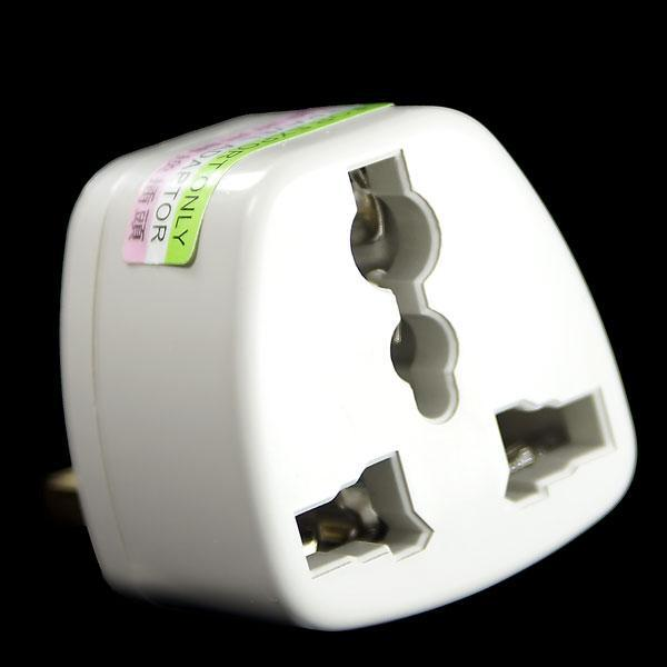 UK Standard, AC/US to UK adapter adaptor plug converter convertor for travel use