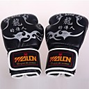 Sanda Fighting Grappling Sandbag Black Boxing Training Gloves