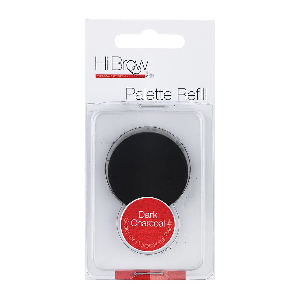 Hi Brow Powder Palette Refill Dark Charcoal