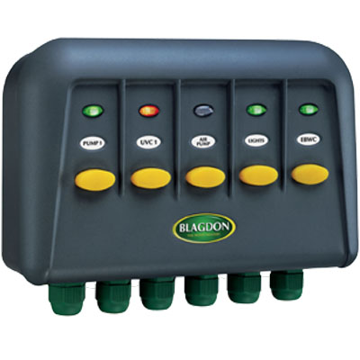 Blagdon Powersafe 5-Way Switch Box