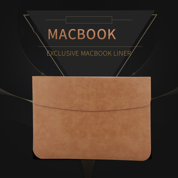 macbook notebook waterproof case bag for macbook pro/air notebook 11 13.3 15.4 inch case lapbriefcase bag hot
