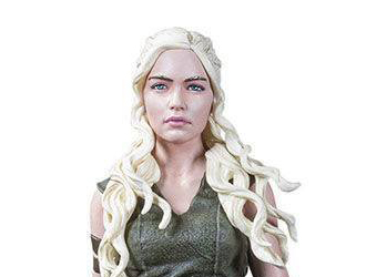 Daenerys Targaryen Mother Of Dragons Figure from Game Of Thrones