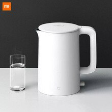Xiaomi Mijia Electric Kettle 1.5L Large Capacity 1800W High Power Fast Boiling Hollow Heat Insulation