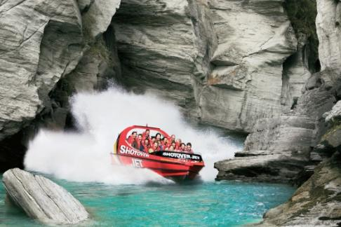Queenstown Combos - Skydive + Helicopter + Shotover Rafting