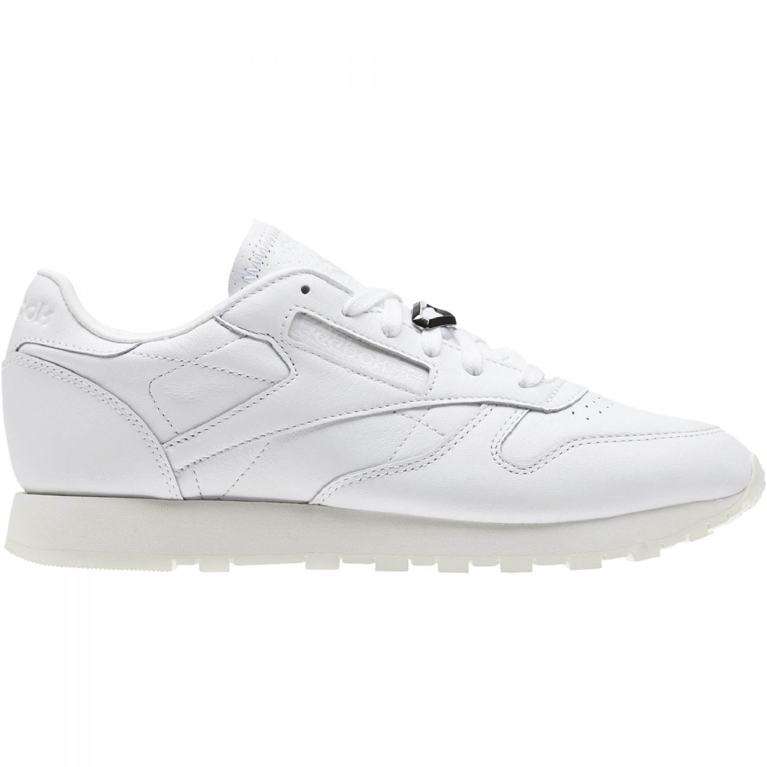 Reebok Classic Leather Hardware Sneaker