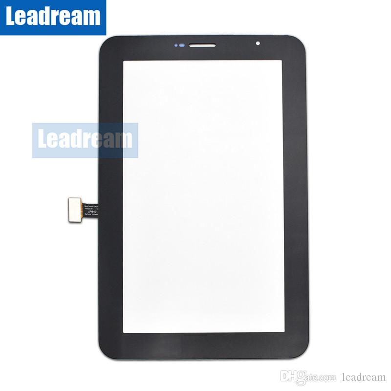7 inch Touch Screen Digitizer Glass Panel With Tape For Samsung Galaxy Tab 2 P3100 Tablet PC Screens Free Shipping