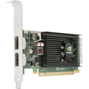HP Inc. NVIDIA NVS 310 - Grafikkarten - Quadro NVS 310 - 1GB DDR3 - PCIe 2,0 x16 Low-Profile - 2 x DisplayPort - CTO - für Workstation Z240 (818869-001)