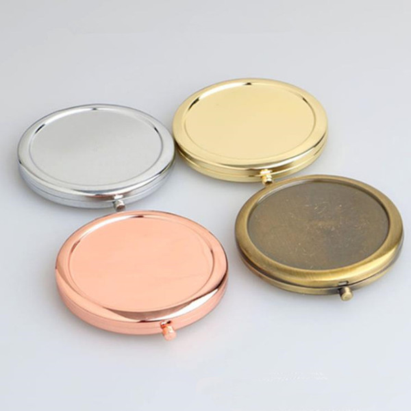 portable folding mirror makeup cosmetic pocket mirror for makeup mirrors beauty accessories fast shipping f1496