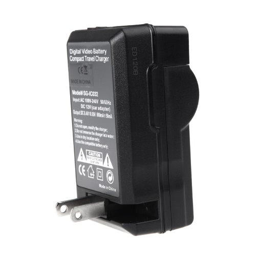 Battery Charger  AC Adapter for Sony NP-F960 NP-F970 NP-F770 NP-F550