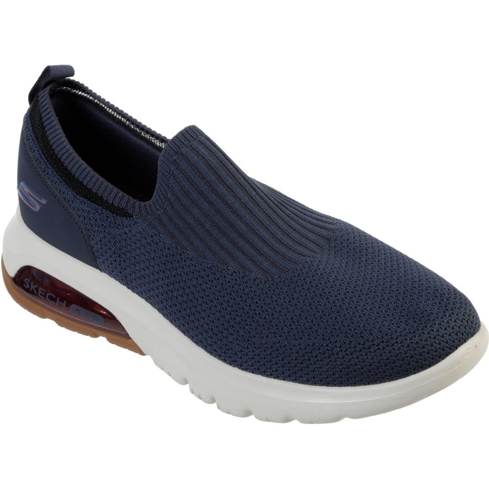 Skechers Mens Gowalk Air Airflow Slip On Sports Trainers UK Size 12 (EU 47.5)
