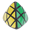 Creative Special Zongzi Shape Brain Teaser Gear Puzzle Magic Cube (Black)