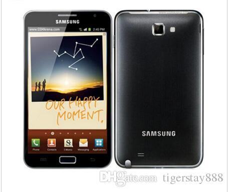 Original samsung Galaxy note i9220 n7000 EU version Dual Core 5.3'' Android cell phone 8MP Wifi GPS touch SCreen Refurbished