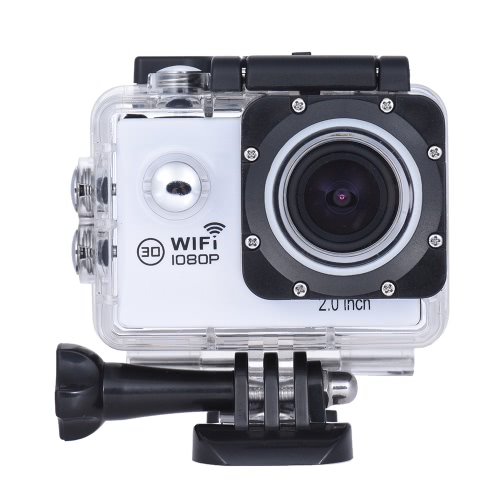 SJ7000 1080P AR0330 Sensor Chipset NTK96655 WiFi Waterproof 2.0inch LCD 170 Degerre Wide Angle Action Camera
