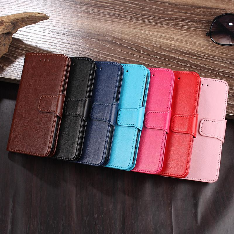 Stand Wallet Leather Flip Case for LG Stylo 4 3 Plus G6 G7 Aristo 2 X210 K10 2018 Q6 Q8 Shockproof Cover