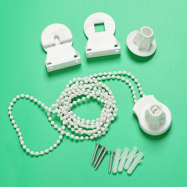 home decor bracket bead chain curtain accessories window treatments hardware roller blind shade 25mm kit control ends