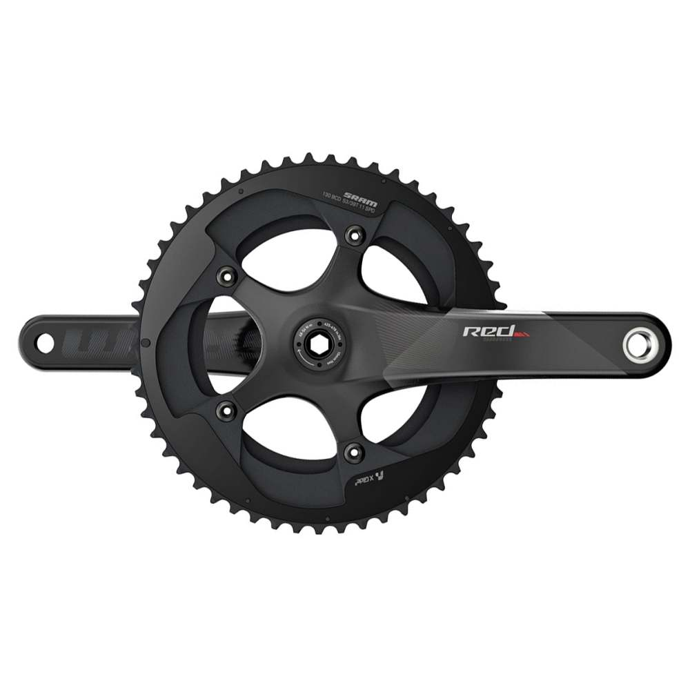 SRAM RED,  GXP 11 Speed Chainset-50/34T-175mm