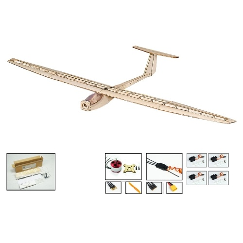 Planeur d'avion balsa Hobby F1504 de Dancing Wings